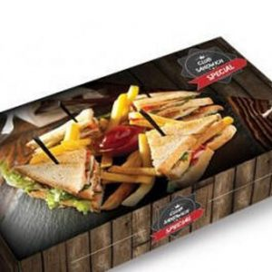 LUXURY CLUB SANDWICH ΚΟΥΤΙ 10KGR